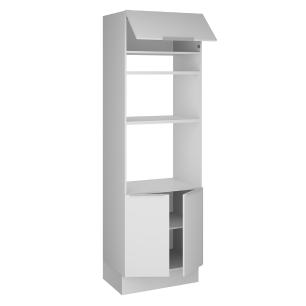 Torre Quente Madesa Stella 70 cm 3 Portas - Branco