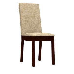 Kit 2 Cadeiras 4248 Madesa Tabaco/Imperial