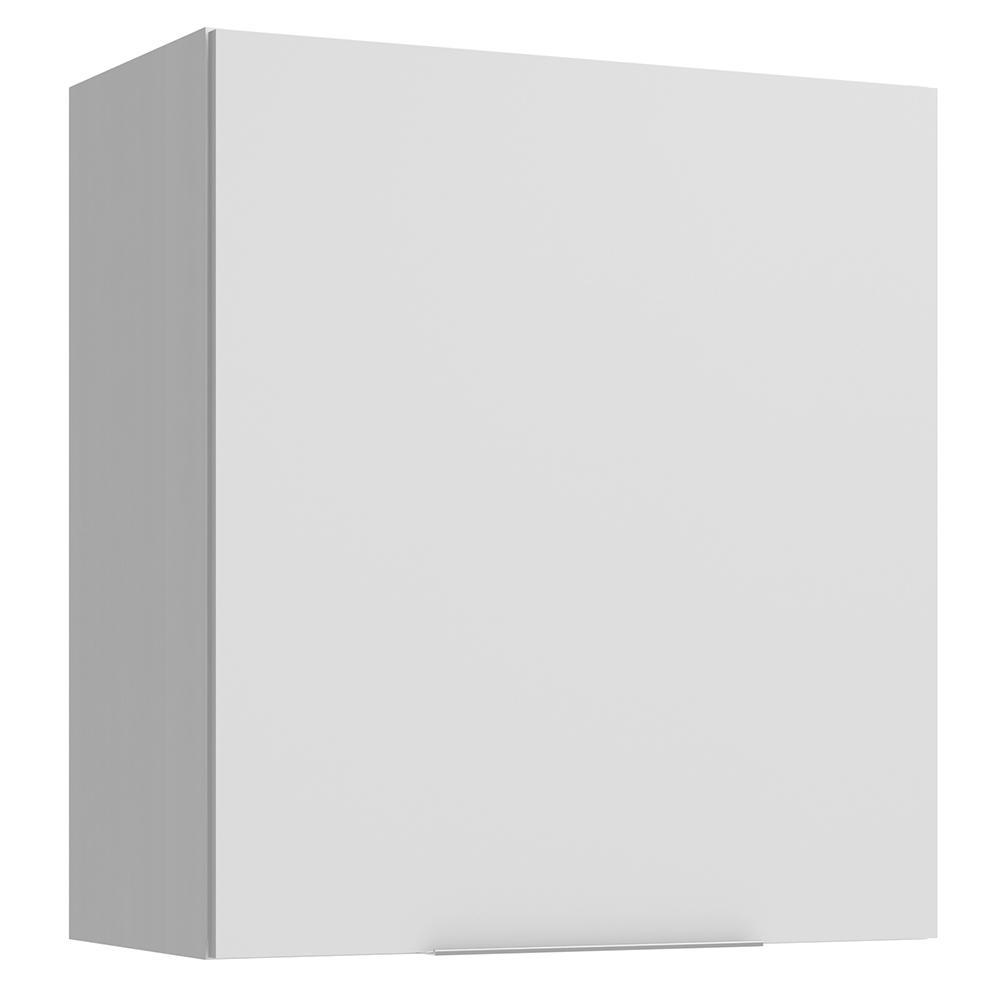 Armário Aéreo Madesa Stella 60 cm 1 Porta - Branco