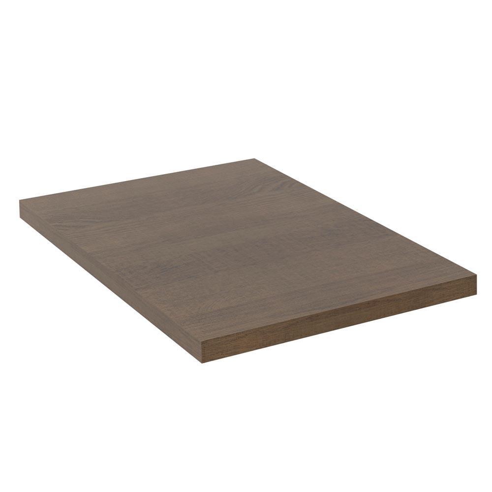 Tampo para Balcão Lux de 35 x 60 cm Madesa - Rustic