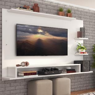 Painel para TV até 60 Polegadas Madesa Alfa