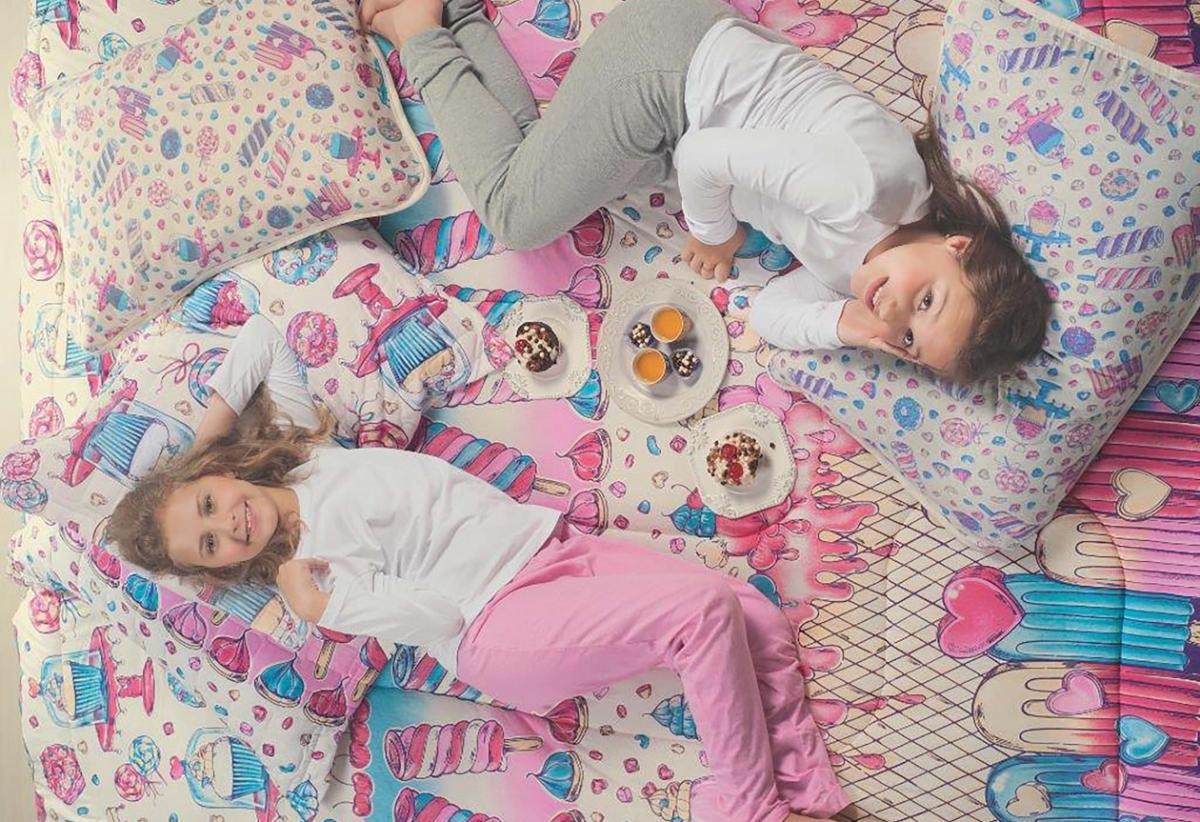 Edredon Kids Avulso Sweets
