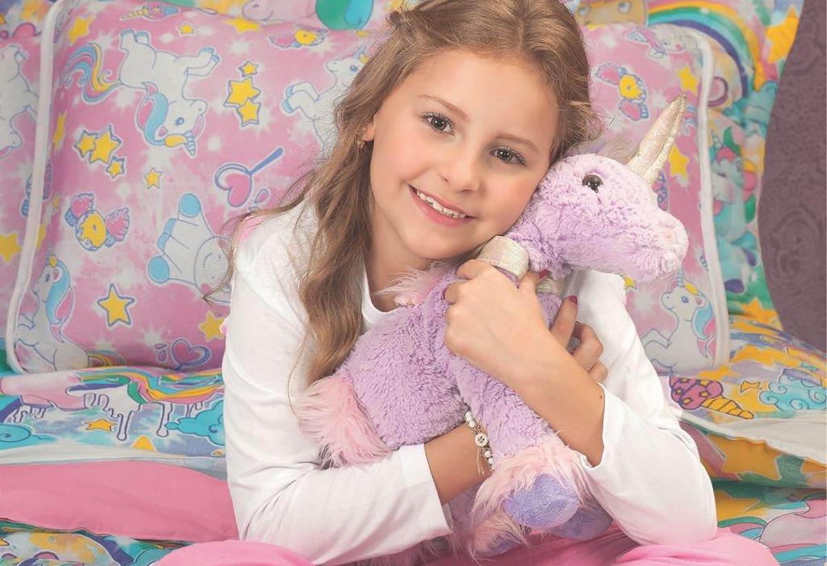 Edredon Kids Avulso Unicornio