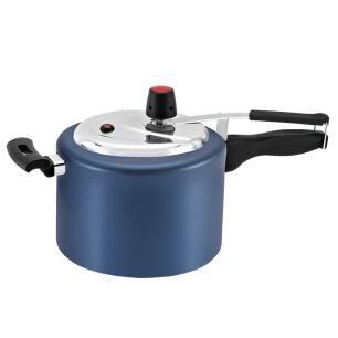 Panela de Pressão Turbo 4,5 Litros Antiaderente Azul