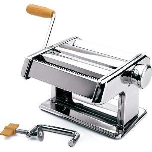 Máquina de Macarrão e Massas Mimo Aço Inox