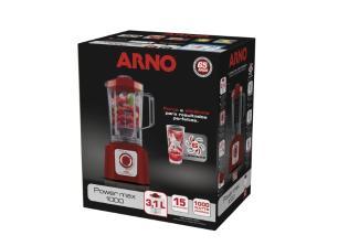 Liquidificador 3,1 Litros LN54 1.000 W Vermelho 220V - Arno