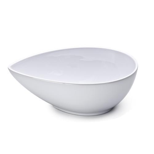 Tigela Bowl 20.5x15.5cm Gota 800ml Branca - Brinox