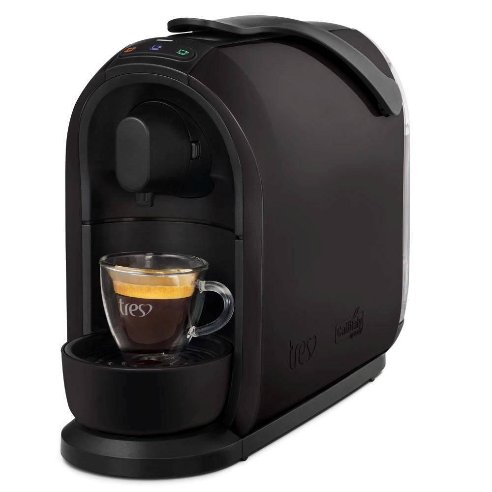 Máquina De Café Expresso Mimo 15 Bar S24 1070w Preta 220v