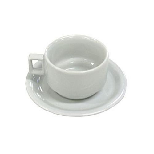 Xícara De Chá Com Pires Bar/Hotel de Porcelana Germer