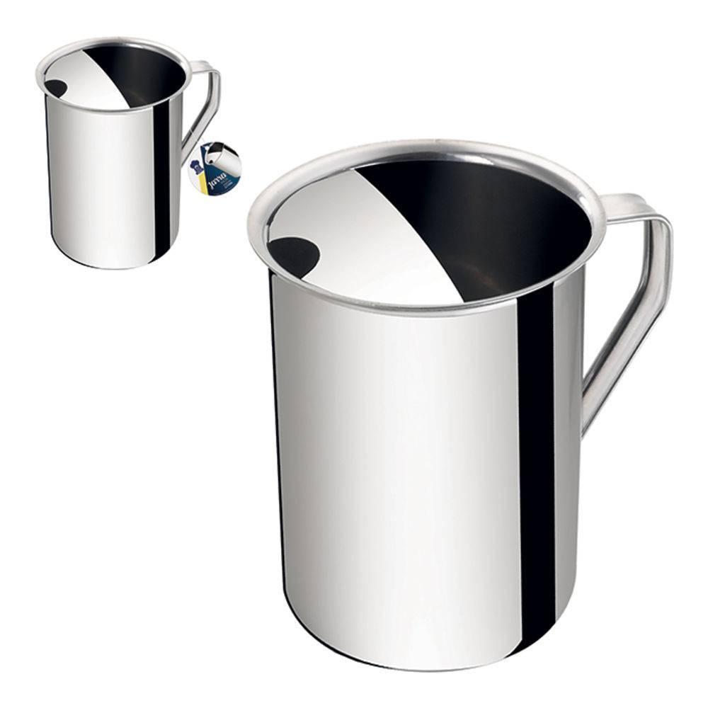 Jarra Em Inox Para Suco Agua 1,8 Litros