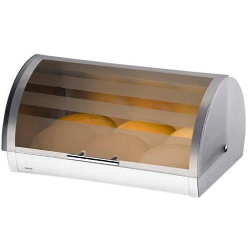 Porta Pão em Inox - Brinox