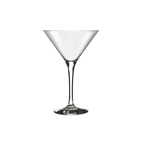Jogo De 6 Taças Windsor Martini Branco 250ml - Nadir
