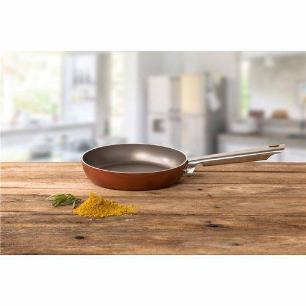 Jogo de Panelas 5 Peças Antiaderente Curry Cobre Brinox