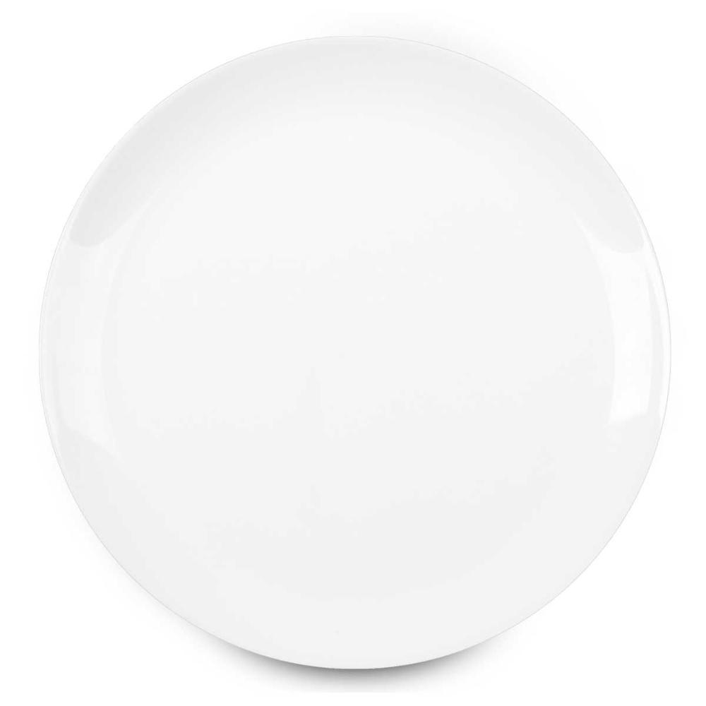 Prato Raso Blanc Opaline Raso - Peso Controlado Nadir Figueiredo