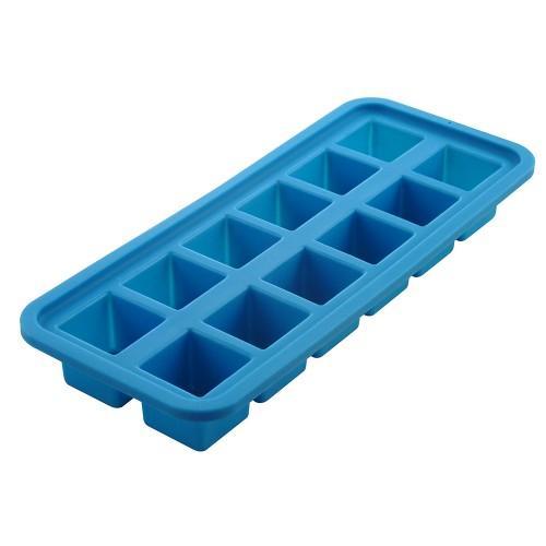 Forma de Gelo Quadrada - Cores - 11cm - Mimo Style