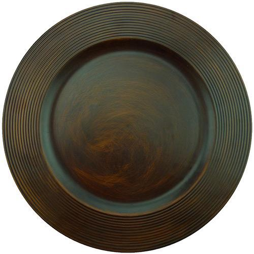 Sousplat Disco Wood -MIMO STYLE