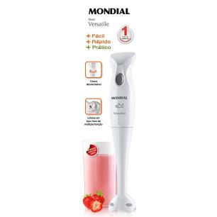 Mixer Mondial Versatile NM-03 - 200W Branco