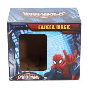 Caneca Magic 300ml Spider Man Ultimate - Zona Criativa