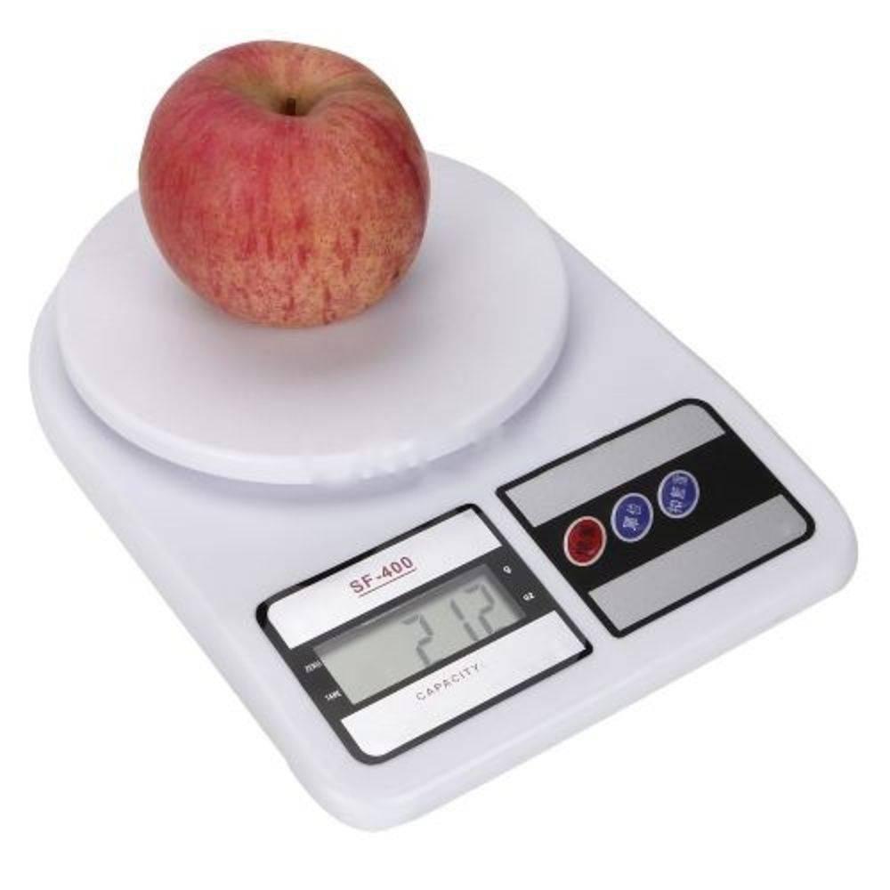 Balanca Digital de Cozinha 1g a7kg Eletrônica Alta Precisão