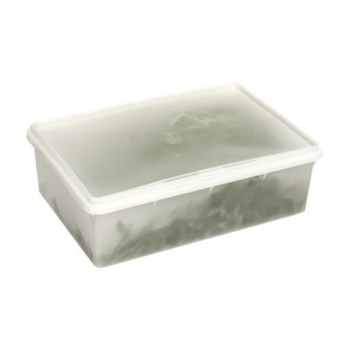 Caixa Retangular Para Alimentos (Cor Natural) 6,5 Litros - Pv-1228079