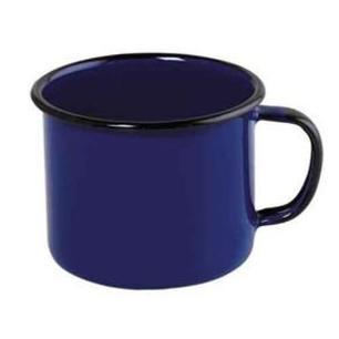 Caneca Azul Lisa N.8 400ml