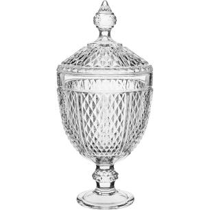 Bomboniere de Vidro 24 cm Imperial - Home&Co