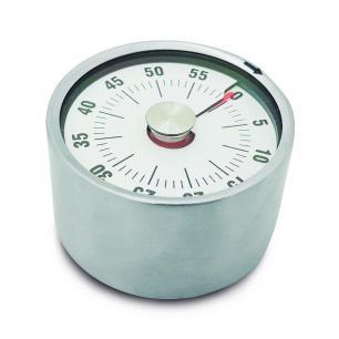Temporizador ou Timer magnético inox - Mimo