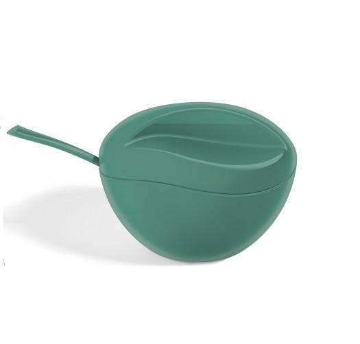 Açucareiro Verde Água Solido - Uz Utilidades