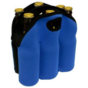Cooler para Long Neck Neoprene 6 Garrafas