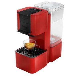Máquina de café expresso Três corações Pop - 220V-Vermelha
