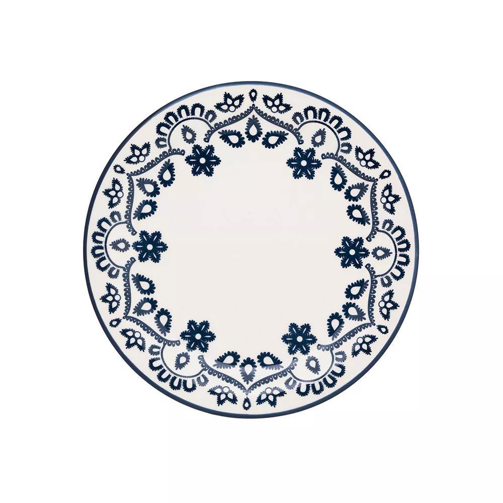 Prato de sobremesa 20 cm Floreal Energy – Oxford