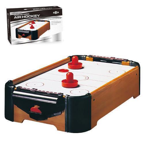 Jogo Mini Mesa Air Hockey Mad - Zein