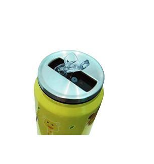 Squeeze latinha parede dupla inox 500 ml – Clink