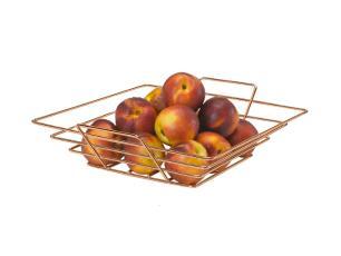 Fruteira de Mesa Quadrada Art Cook Arthi