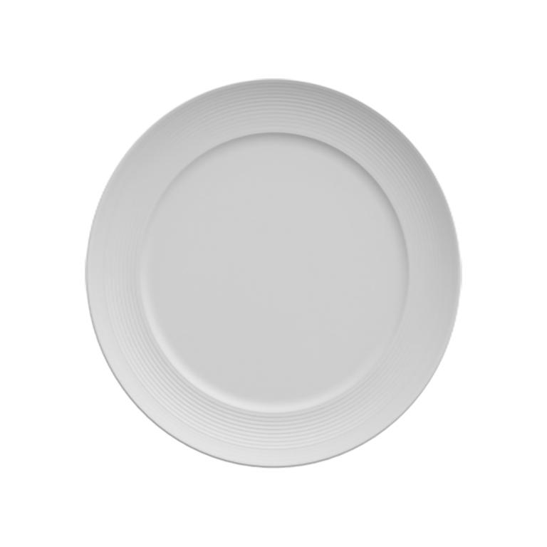 Prato Raso Porcelana 27,5cm Laguna - Germer