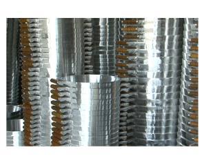 Jogo de Panelas 5 Peças Alumínio Batido Fundido - Al Reis
