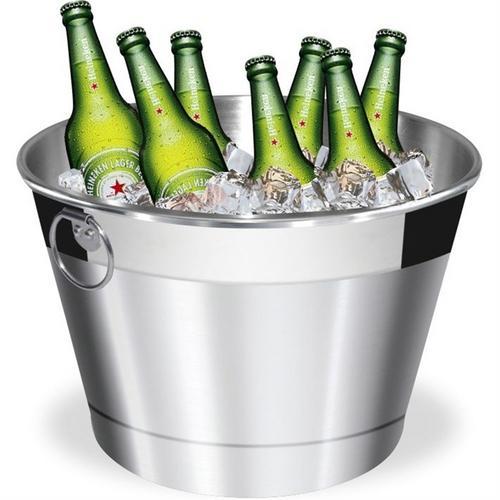 Balde para Gelo e Bebidas 8 Litros 716 - Mta