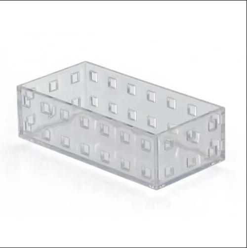 Cesta Organizadora Empilhável para Closet, Cozinha 23x16x8
