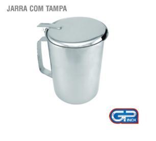 Jarra De Inox Com Tampa 1,8 LTS