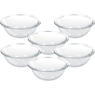 Conjunto De Sobremesa Tigela Plus 500ml - 12 Peças - Marinex