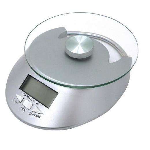 Balança Digital Vidro Para Cozinha Com Funções
