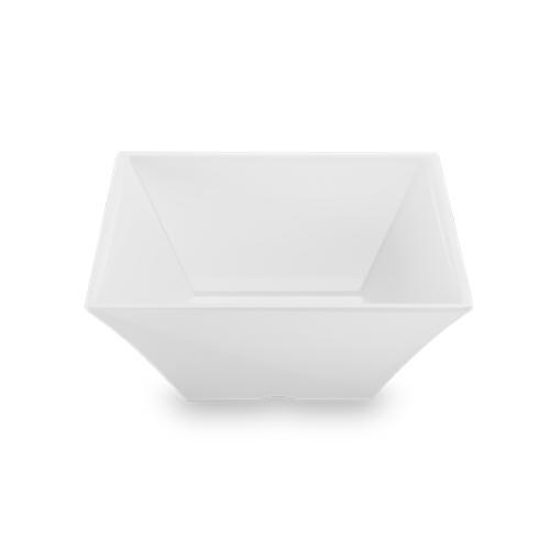 Saladeira Quadrada Square 22,4cm 2.3L Melamina - Brinox