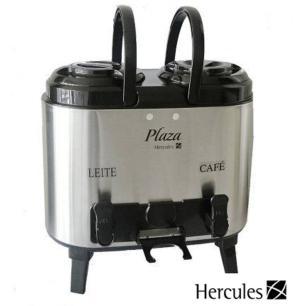 Garrafão Térmico Duplo 12 litros Inox Hercules