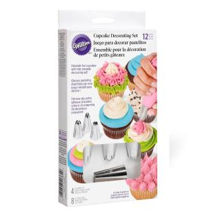 Kit Para Cupcake 12 Peças Wilton