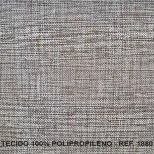 Poltrona Reclinável Stela - Tecido Polipropileno Bege 1880 - Delare