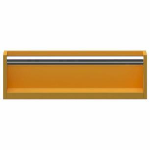 Prateleira Com Aparador Tamanho P - Amarelo - Primolar