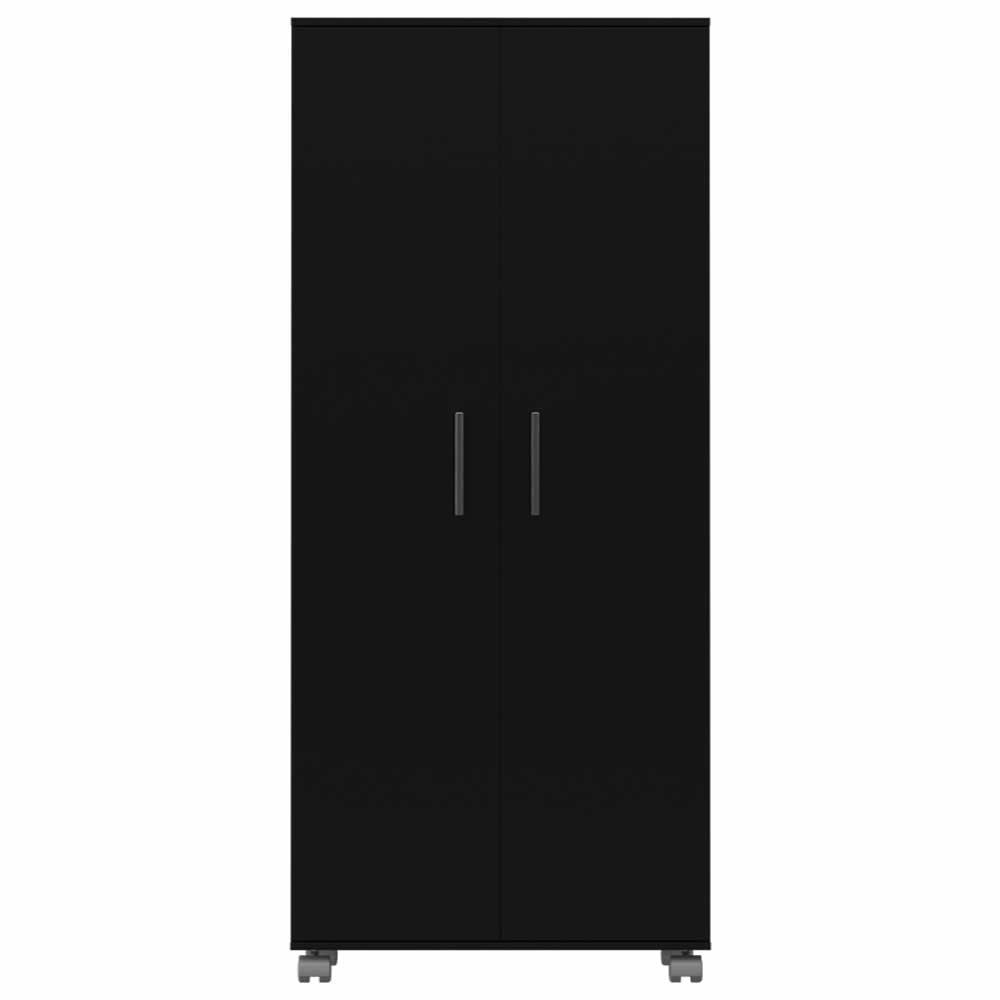 Armario Multiuso 2 Portas - Preto - Primolar