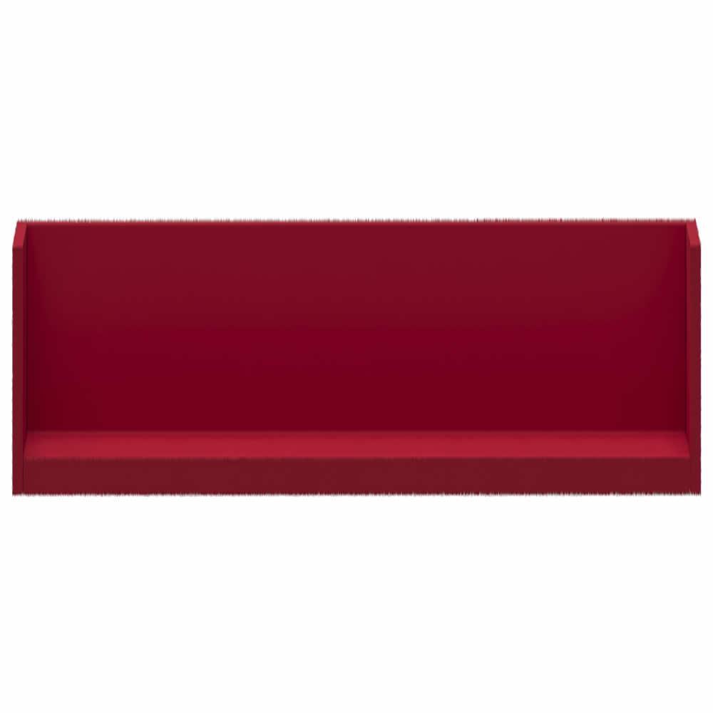Prateleira Box Tamanho M - Vermelho - Primolar