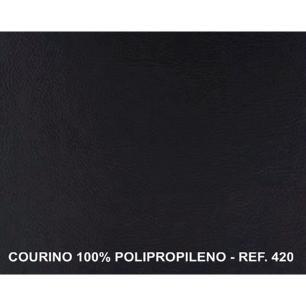 Poltrona Reclinavel Veneza Korino 420 - Preto - Delare