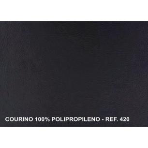 Poltrona Reclinável Diana - Korino Preto 420 - Delare